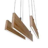 wood led lamp