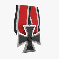 3D iron cross 2nd class