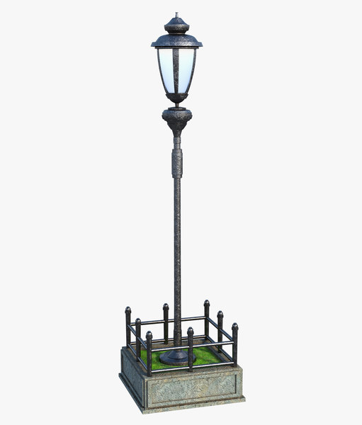 Free Street Light 3D Models for Download | TurboSquid