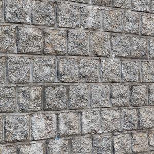 3D ultra realistic brick old wall