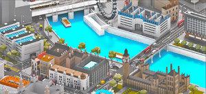 london city model