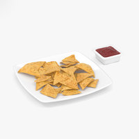 snack food 3D