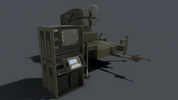 3D exactor mk2 model
