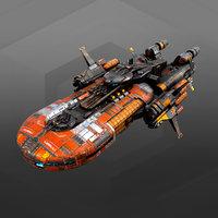 Smuggler Destroyer SM7
