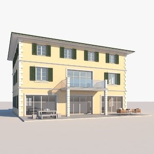 3D house home building