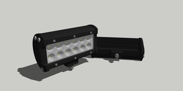 3D led 12 model