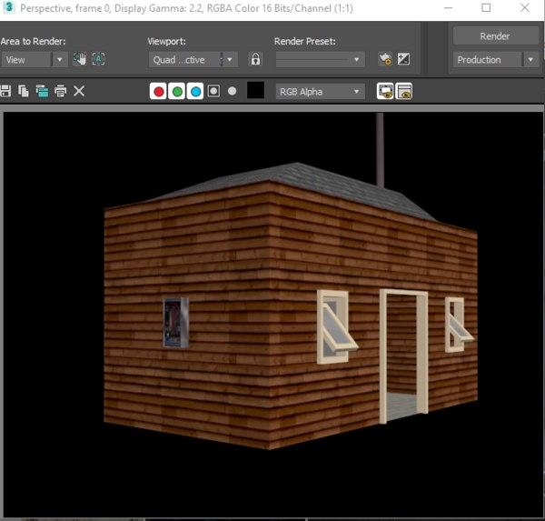 3D radar booth