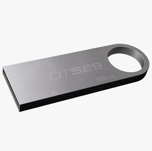 3D usb flash