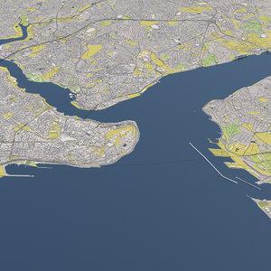 istanbul city model
