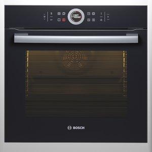 3D model oven bosch hbg 635