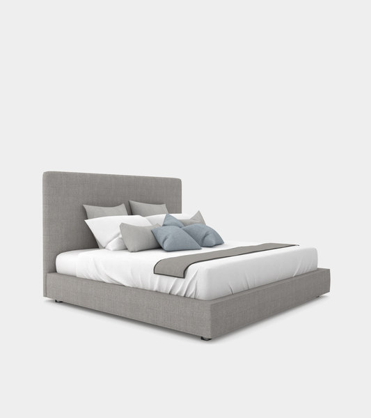3D bed mattress model