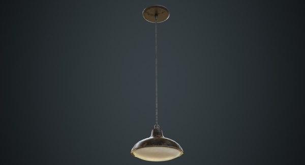 hanging lamp 6c model