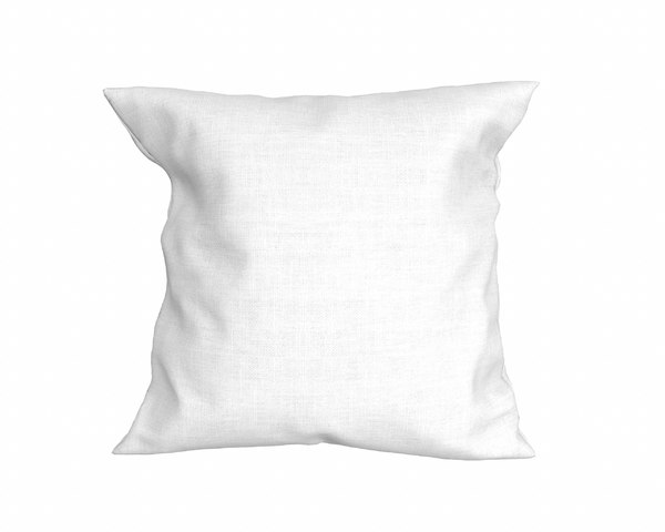 3D solid pillow 18 model
