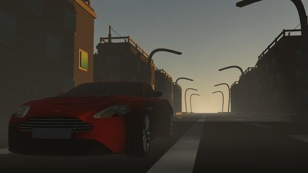 road build model