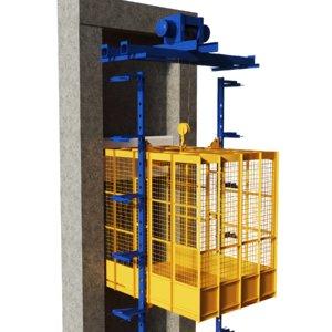 cargo lift model