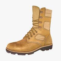 3D model adf boot australian