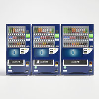 3D octane vending machine