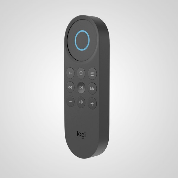 logitech harmony express 3D model