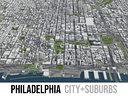 Philadelphia - city and surrounding area