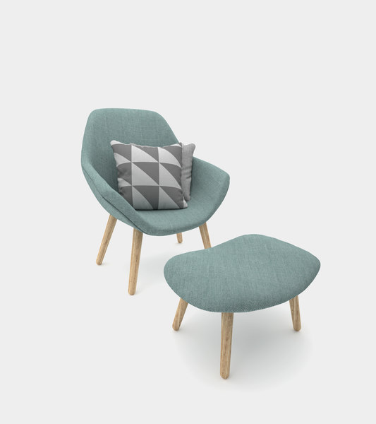 seater ottoman cushion pattern model