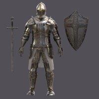 Templar Knight Armor