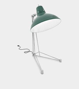 vintage table lamp model