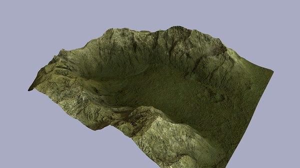 terrain - 3D