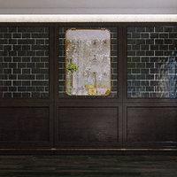 wall panel set 79 3D