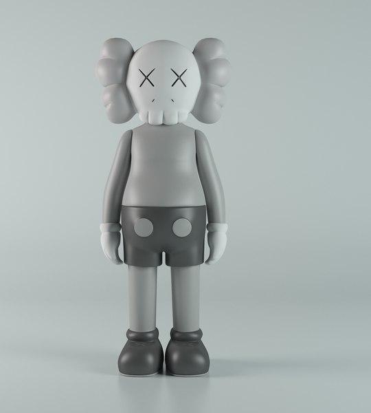 toy design 3D model