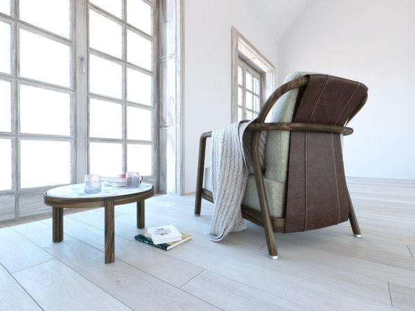 alison armchair set model