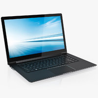 Notebook Generic 15 inch Black 2018