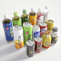 Drink Can PET bottle Collection