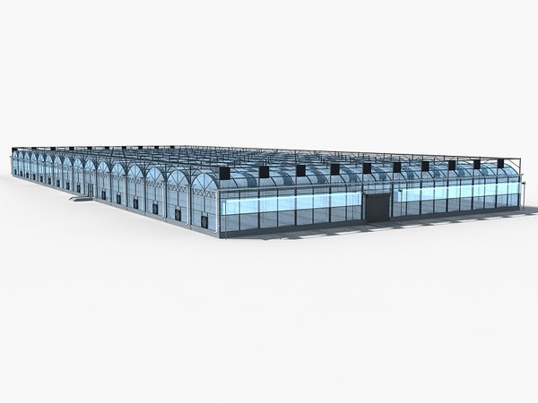 greenhouse house model