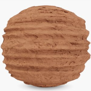 sandstone stone sand 3D model