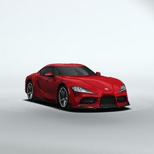 supra 2020 3D model