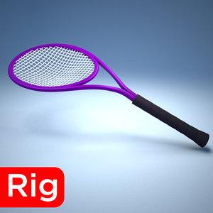 racket model