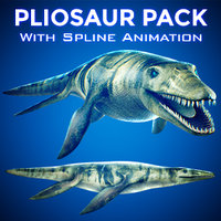 Pliosaur with UE4 Support