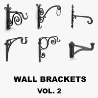 Wall Brackets collection vol 2