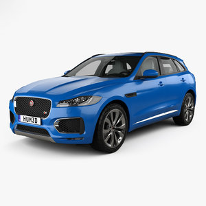 3D f-pace pace f
