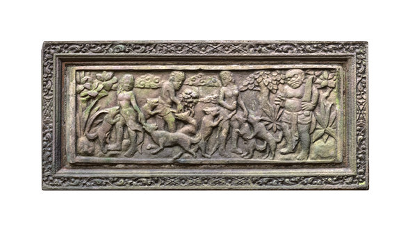 balinese wall barelief decorative 3D