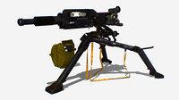 soviet ags-17 plamya automatic 3D