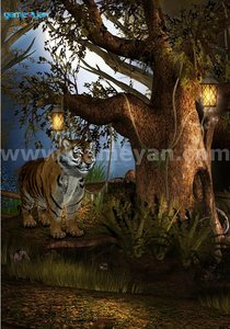 Tiger  Realistic character animation By GameYan Animation Movie Production Companies
