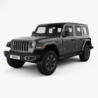 jeep wrangler unlimited model