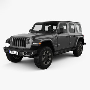jeep wrangler unlimited model