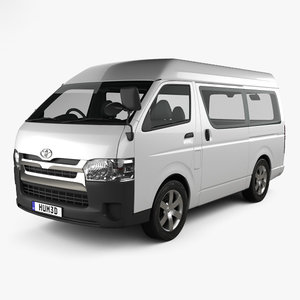 toyota hiace l1h3 model