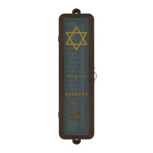 mezuzah case 3D model