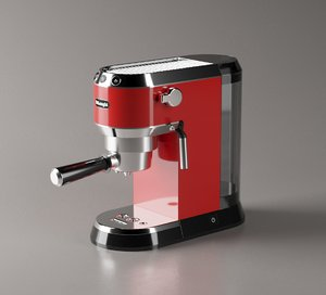 delonghi dedica espresso 3D model