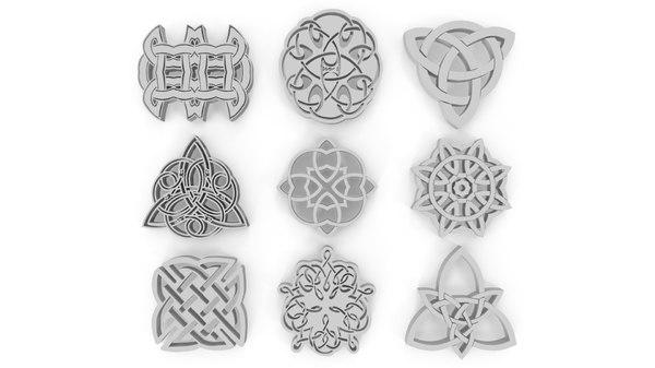 3D celtic 01