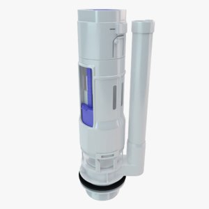 3D dual flush valve