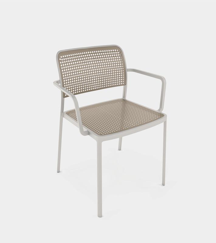armchair interior exterior 3D model